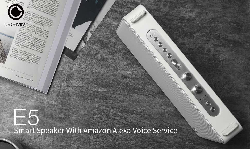 Picture of E5 Smart Speaker