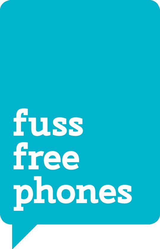 Fuss free Logo
