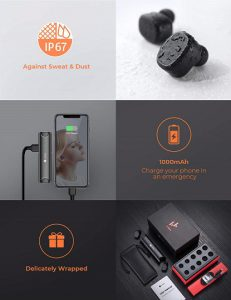 picture showing accessories for earbuds