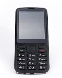 Picture of Black Blindshell mobile